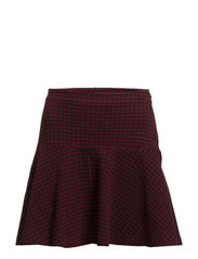 ELLA SHORT FRILL SKIRT JRS - Tawny Port