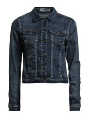 WESTA DETAIL JACKET PIM3849 NOOS - Dark Blue Denim