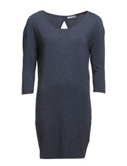 SUNNY 3/4 DRESS ESS - Navy Blazer