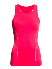PLAY EVE SEAMLESS TANK TOP - Diva Pink