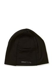 PLAY RUNNING HAT - Black