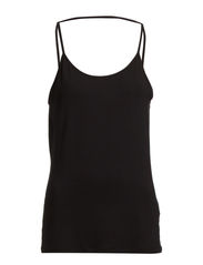 CESAR BACKIE STRAP TOP D2 JRS - Black