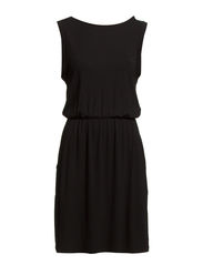 CESAR S/L DRESS D2 JRS - Black