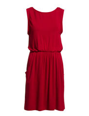 CESAR S/L DRESS D2 JRS - Rio Red