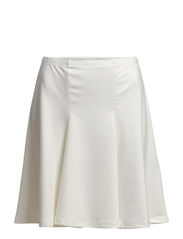 FLIRTY SKATER SKIRT D2 JRS - Cloud Dancer