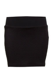 DYLANEY SHORT SKIRT SWT - Black