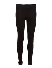 FIT SEQUINS LEGGINGS JRS - Black