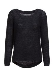 GEENA MOULINE L/S PULLOVER NOOS - Total Eclipse