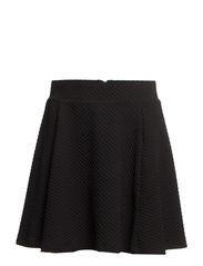 onlLOOP SKATER SKIRT D2 JRS - Black