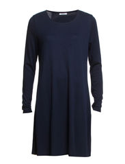 onlESTELLE L/S DRESS D2 JRS - Navy Blazer