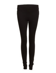 JANA PLAIN LEGGINGS JRS - Black