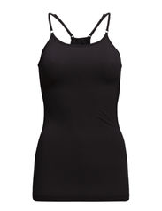 PLAY HESTER SEAMLESS TANK TOP - Black