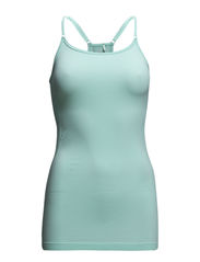 PLAY HESTER SEAMLESS TANK TOP - Ice Green