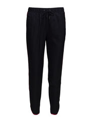 onlMASON LOOSE ANCLE PANT BOX WVN - Navy Blazer