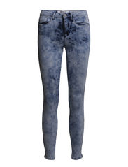 onlROYAL REG SK ACID ANKLE JEANS PIM304 - Light Blue Denim