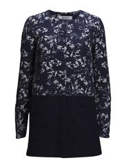 onlEMMA SPRING COAT OTW - Mood Indigo