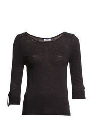 onlJESS 3/4 TOP JRS NOOS - Black