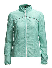 onpLEAH RUNNING JACKET - Ice Green