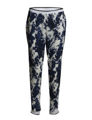 onlBARBARA PANTS WVN FW - Blue Depths