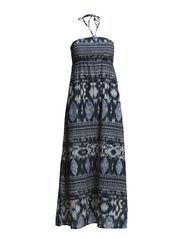 onlVAL STRAPLESS MAXI DRESS WVN - Navy Blazer