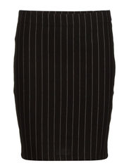 onlMILLE PIN SKIRT JRS - Black