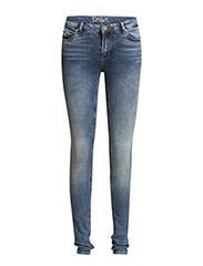 onlULTIMATE  REG SK  DNM JEANSRIM5831-1B - Medium Blue Denim