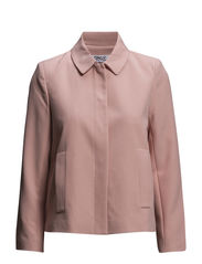 onlPETRA SHORT JACKET OTW - Misty Rose