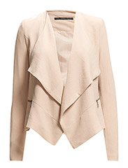 onlANE MONEY SS ZIP CORN SHORT JACKET - Rose Dust