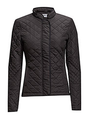 onlSCIENCE QUILTED JACKET OTW - Black