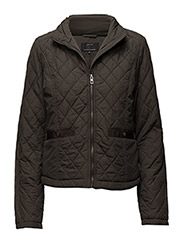 onlMAIKA QUILTED JACKET OTW - PEAT