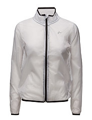 onpDAFNE RUNNING JACKET - WHITE