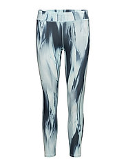 onpNILO AOP 7/8 TRAINING TIGHTS - CLEARWATER
