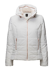 onlBROOKE NYLON JACKET OTW - BRIGHT WHITE