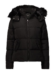 onlRHODA DOWN JACKET OTW - BLACK