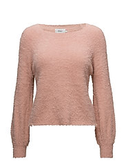 onlINFINITY L/S PULLOVER KNT - ROSE DAWN