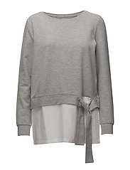 Only - Onlancona L/S O-Neck Mix Swt