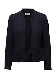 onlSTORY MEL ZIP BLAZER CC TLR - NIGHT SKY