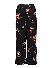 Only - Onljapaan Wide Pants Wvn