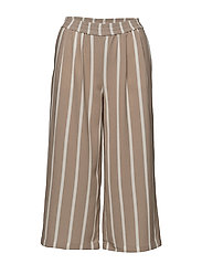 onlMADELINE PIPER CULOTTE PANT TLR - PURE CASHMERE