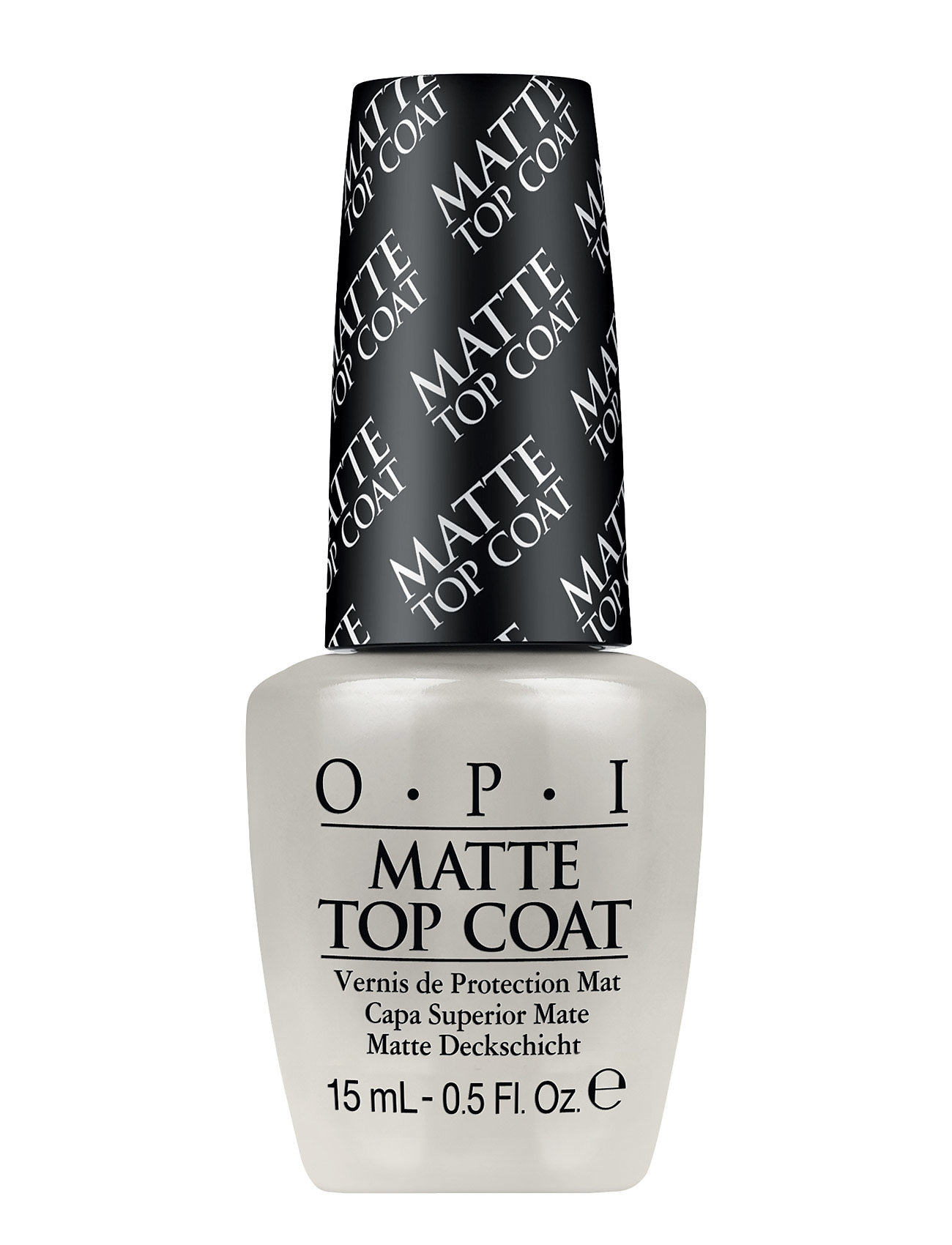 Matte Top Coat OPI  til Damer i Klar