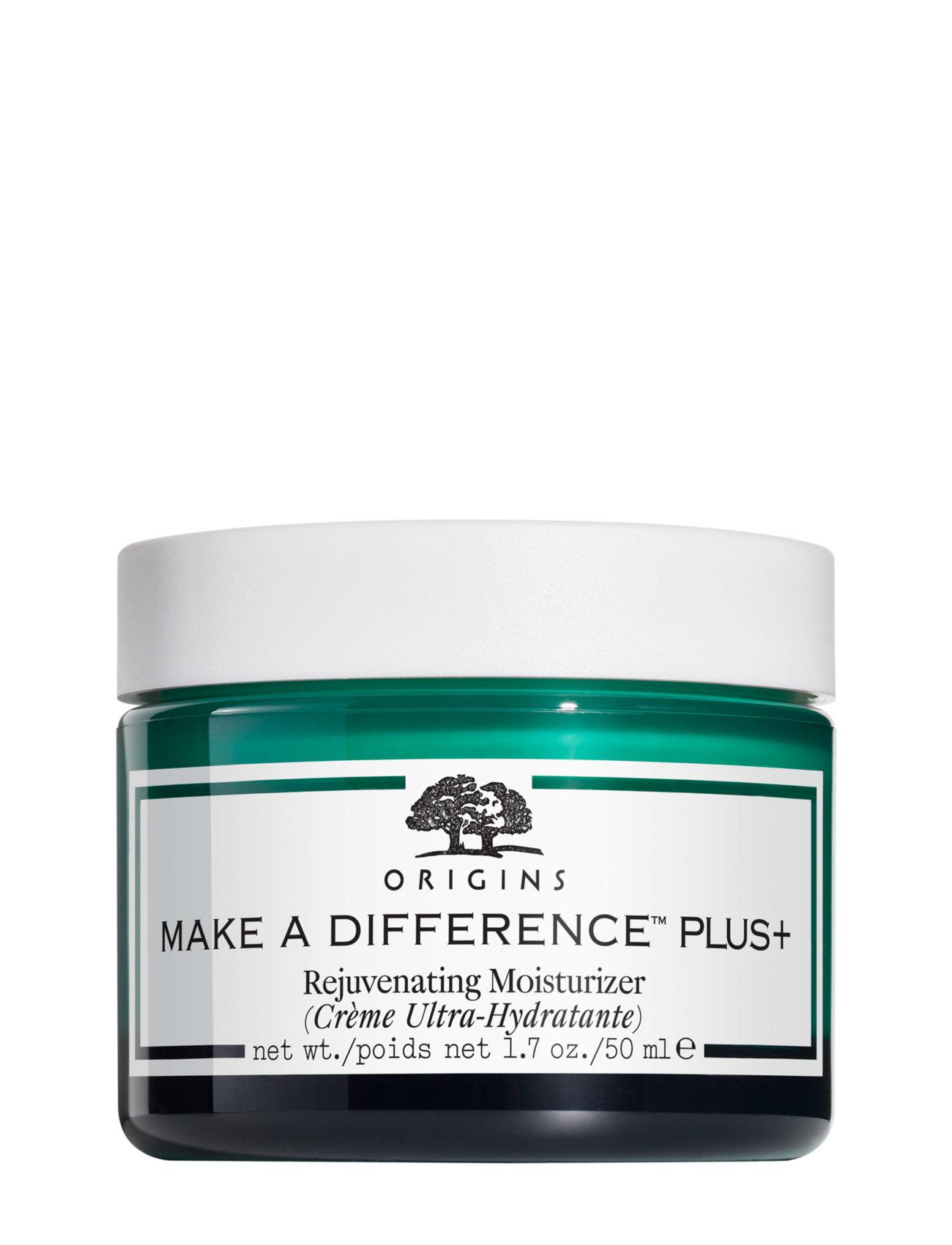 origins – Make a difference™ plus + rejuvenating moisturizer fra boozt.com dk
