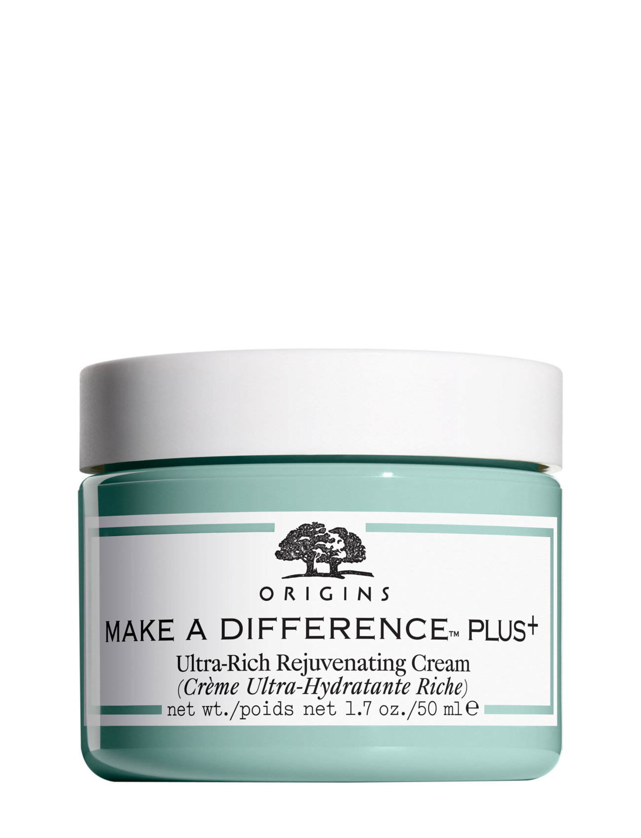 origins – Make a difference™ plus + ultra-rich rejuvenating cream på boozt.com dk