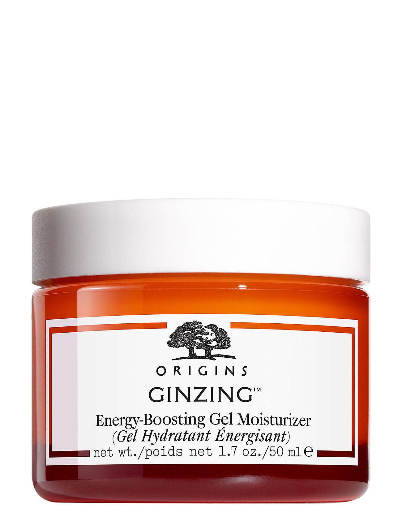 Ginzing? Moisturizer Origins  til Herrer i Klar