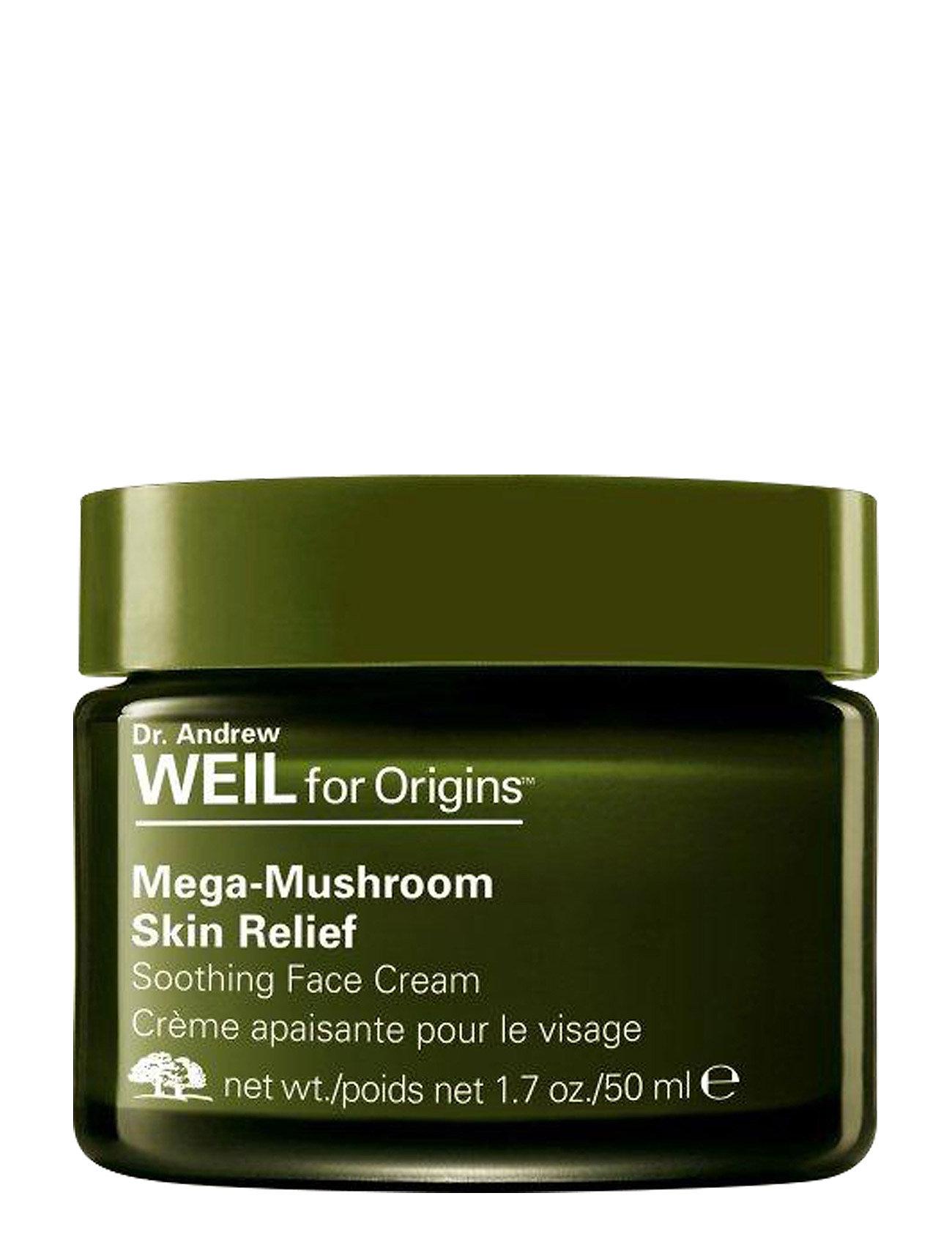 origins Dr. weil mega-mushroom skin relief soothing face cream på boozt.com dk