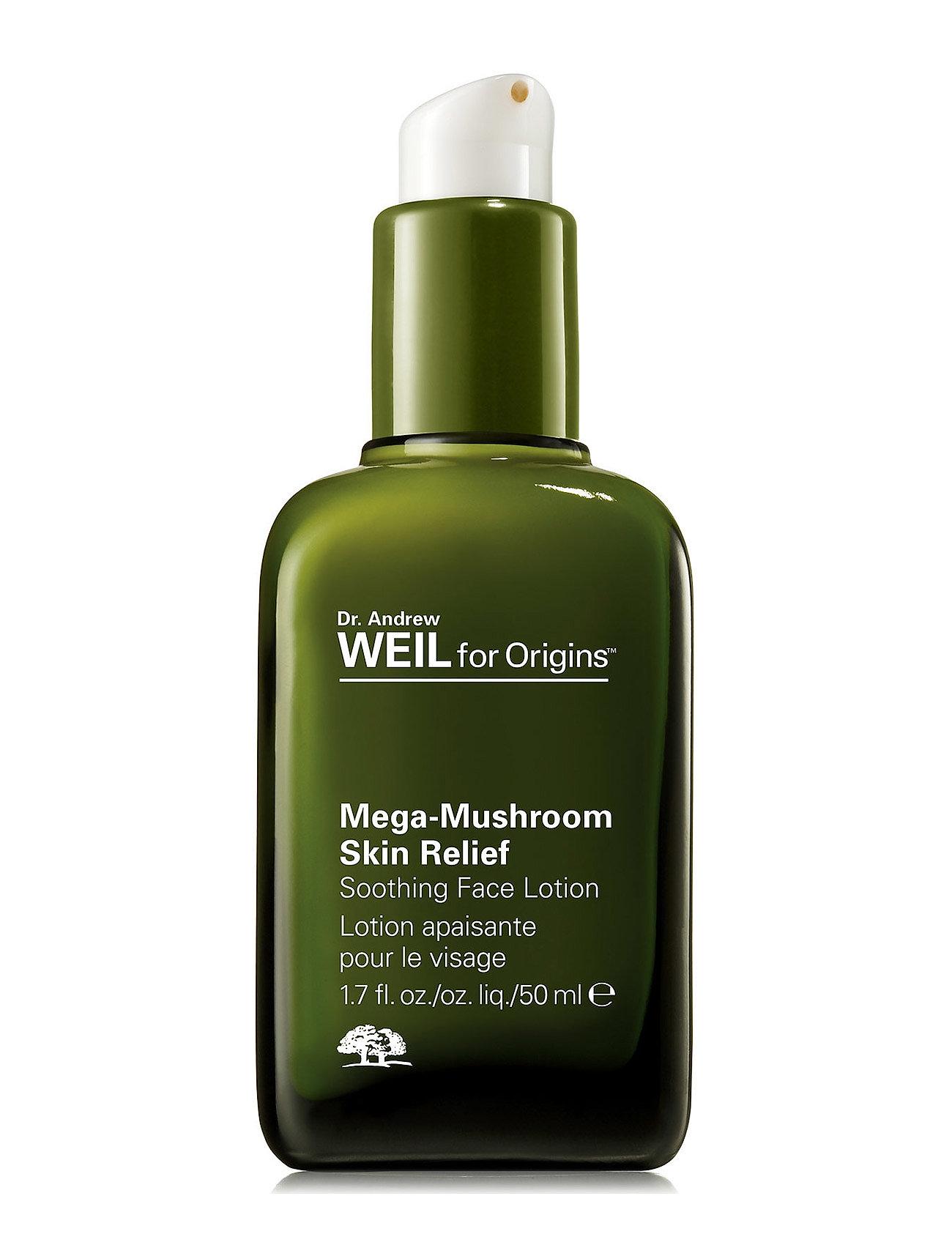 origins Dr. weil mega-mushroom skin relief soothing face lotion fra boozt.com dk