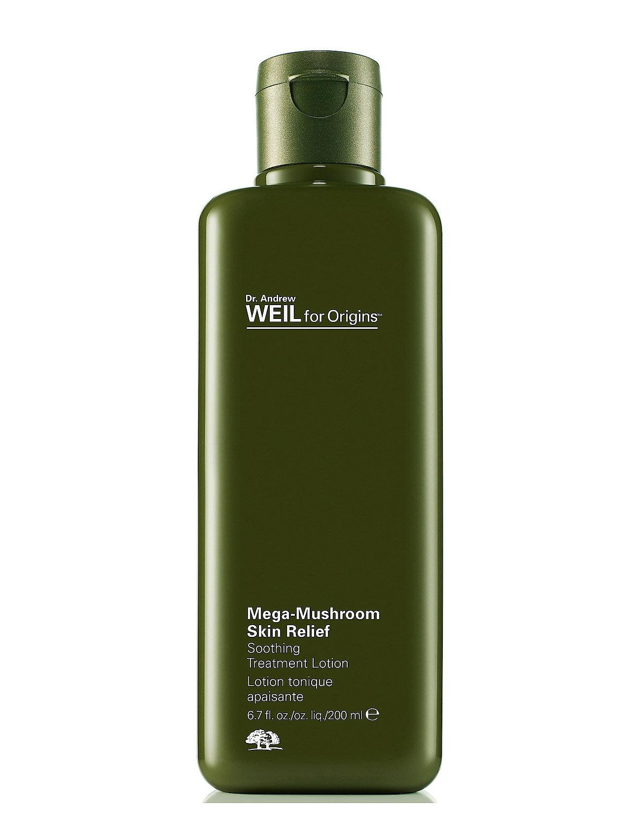 Dr. weil mega-mushroom skin relief soothing treatment lotion fra origins på boozt.com dk