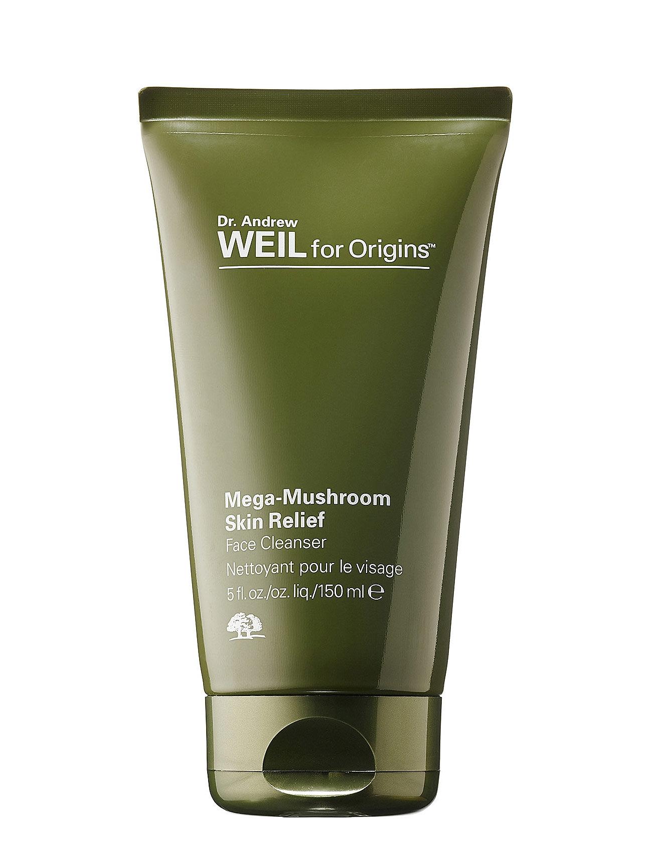 origins Dr. weil mega-mushroom skin relief face cleanser fra boozt.com dk