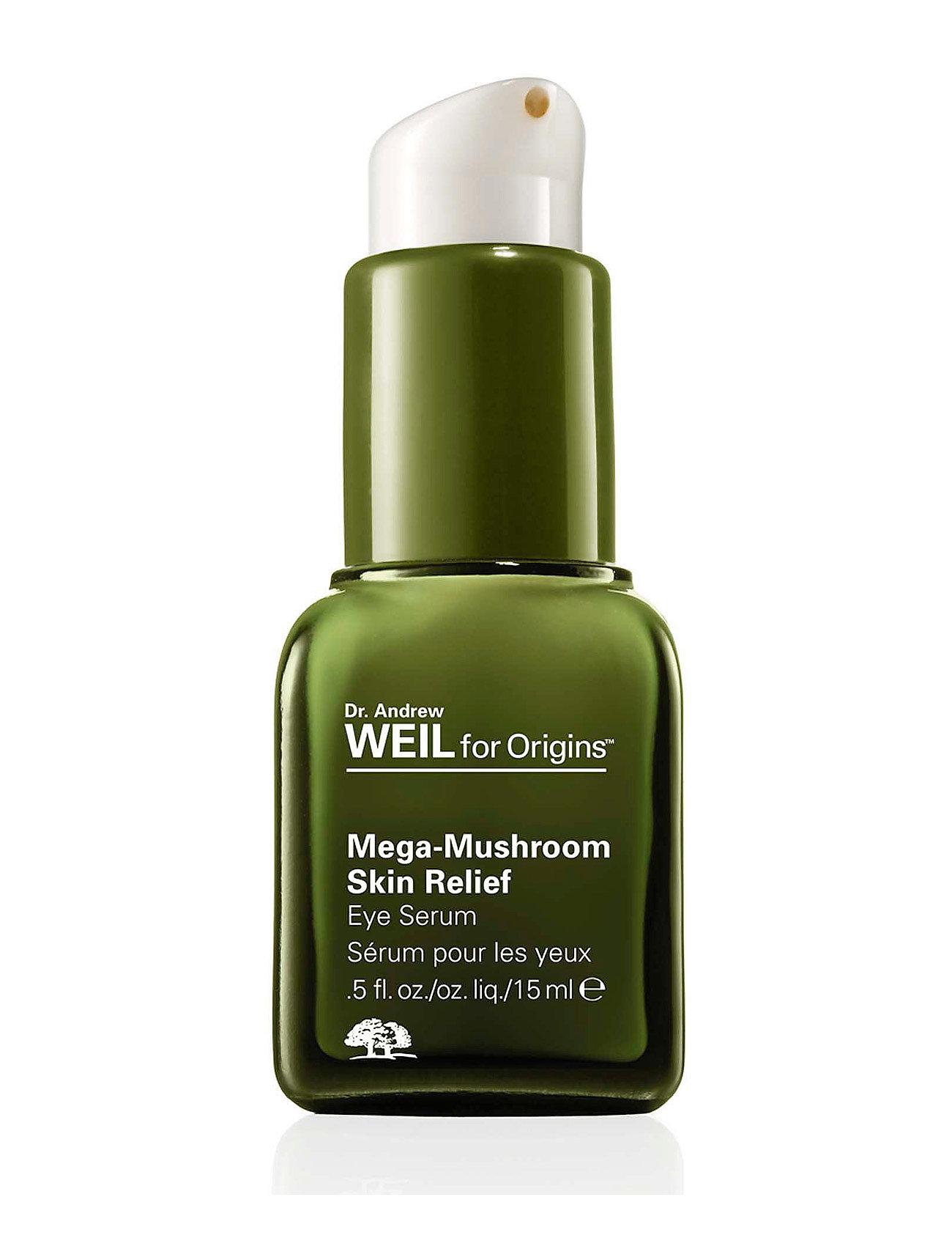 Dr. weil mega-mushroom skin relief eye serum fra origins på boozt.com dk