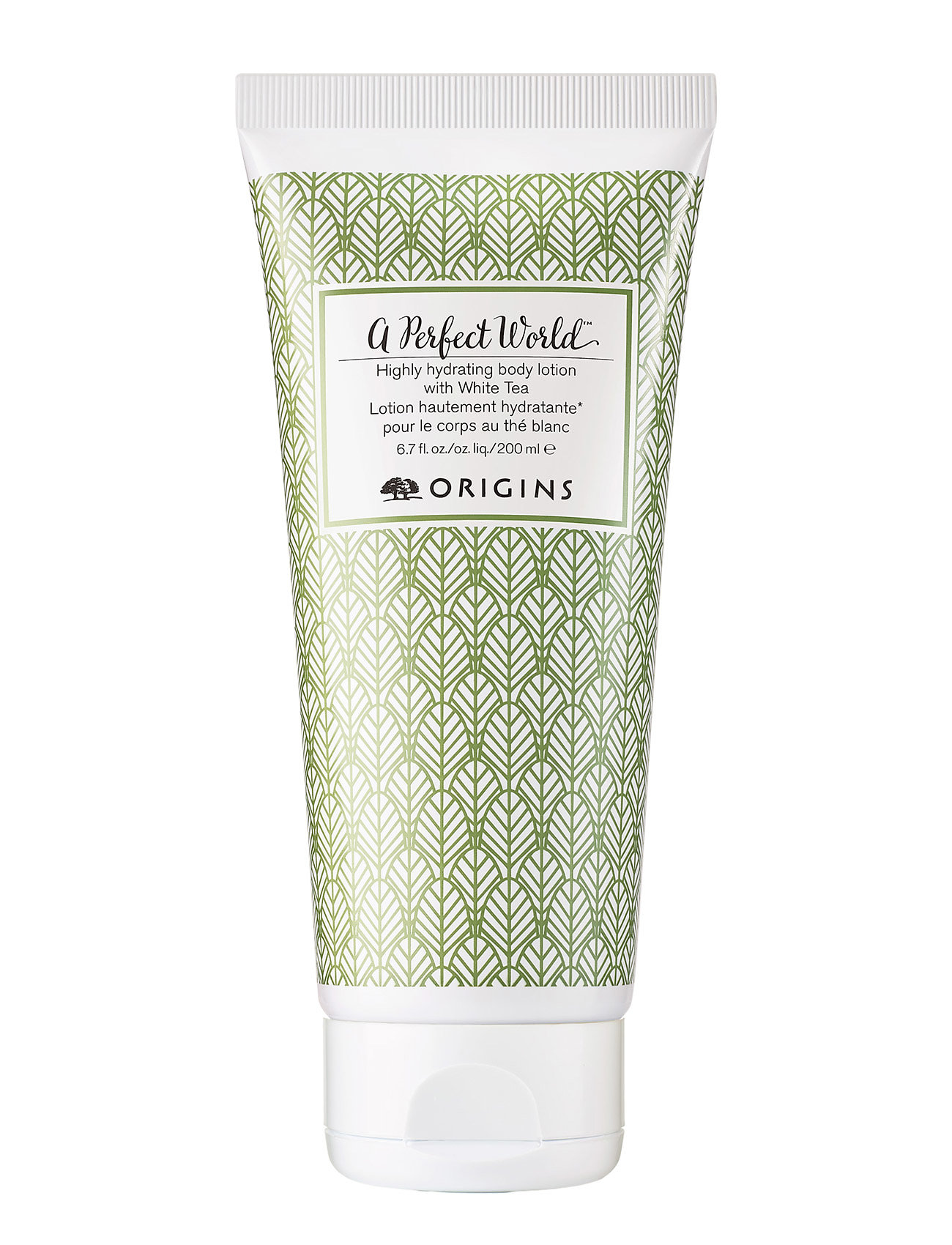 origins A perfect world™ highly hydrating body lotion with white t på boozt.com dk