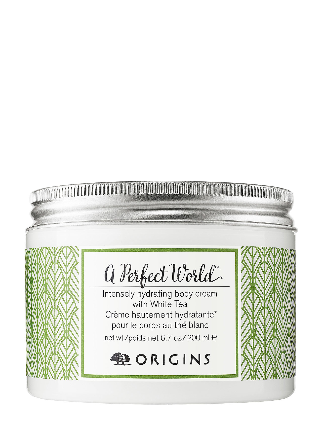 A perfect world™ intensly hydrating body cream with white fra origins på boozt.com dk